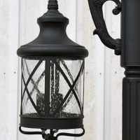 Brighton, Pole Lamp